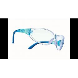 Gafa de Protección MSA Perspecta 9000 - oculares incoloros + anti-vaho (paq.12u)